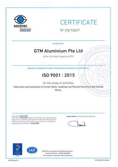 GTM-ISO-UKAS-2018-2021