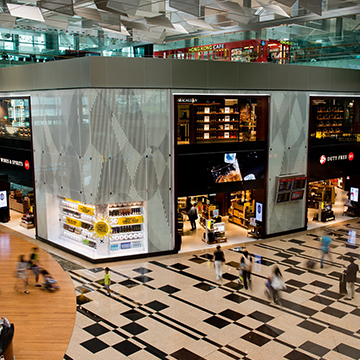 DFS Changi International Airport
